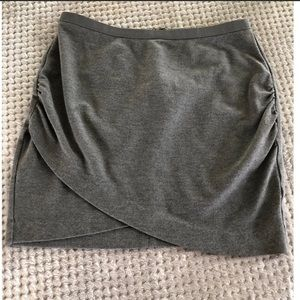 Banana Republic Grey Knit Skirt Size 6